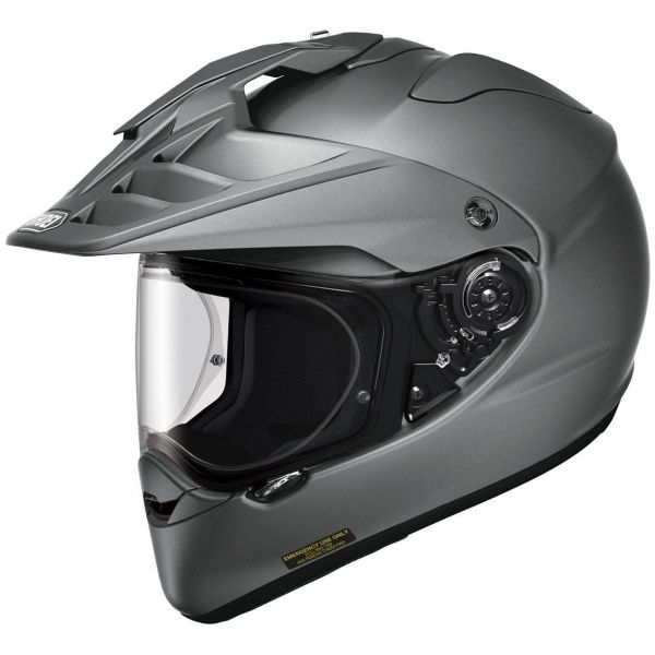 Casti ATV Shoei Casca ATV Hornet ADV Gray
