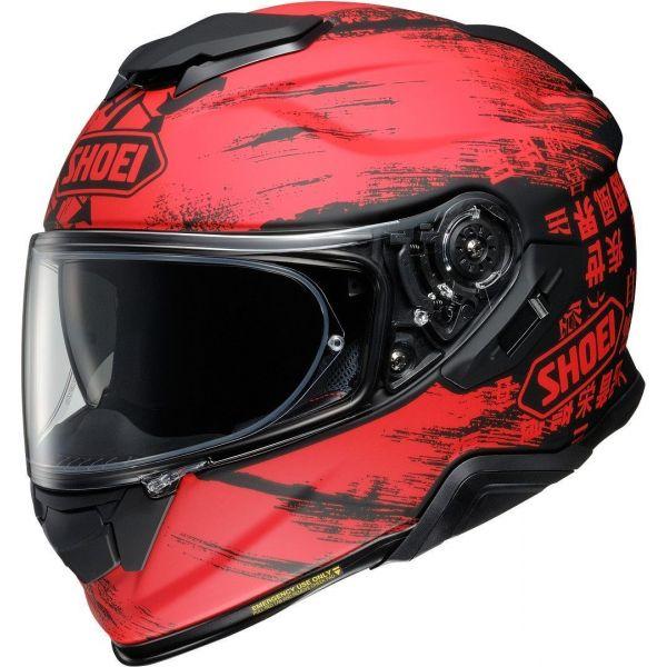 Casti Moto Integrale Shoei Casca Moto Full-Face GT-Air 2 Ogre TC-1 Red/Black