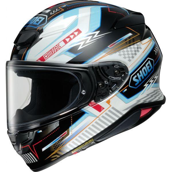 Casti Moto Integrale Shoei Casca Moto Full-Face NXR2 Nocturne TC-10 Glossy 2021
