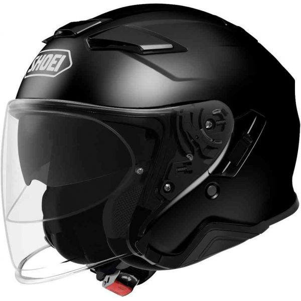 Casti Moto Jet (Open Face) Shoei Casca Moto Open-Face/Jet J-Cruise 2 Black