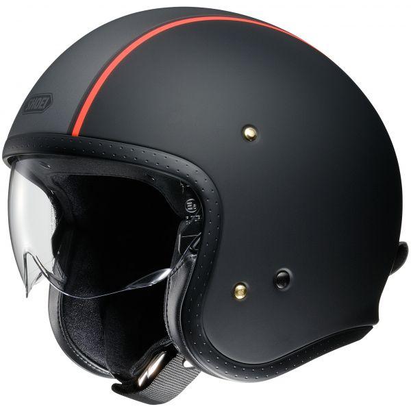 Casti Moto Jet (Open Face) Shoei Casca Moto Open Face/Jet J.O Carburettor TC-8