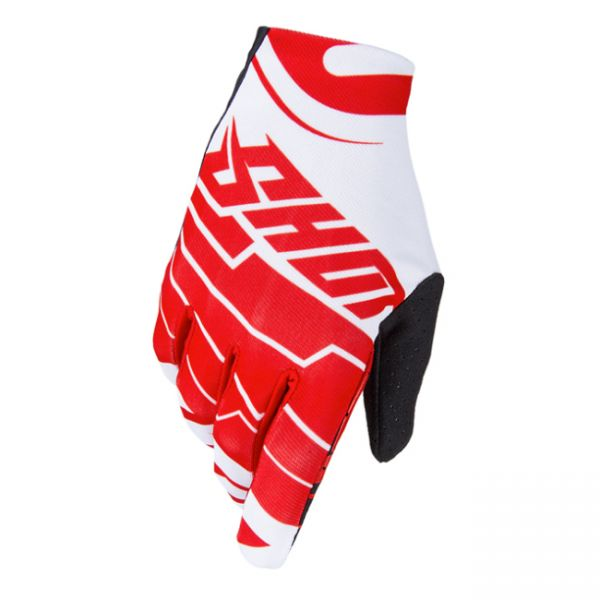 Manusi MX-Enduro Shot Racing Manusi Skin Red
