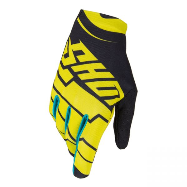 Manusi MX-Enduro Shot Racing Manusi Skin Yellow