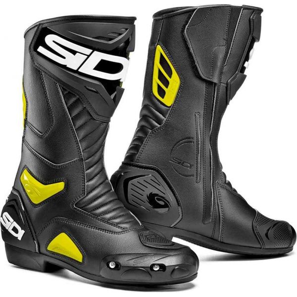 Sport Boots Sidi Performer Black/Yellow Fluo 2020 Boots