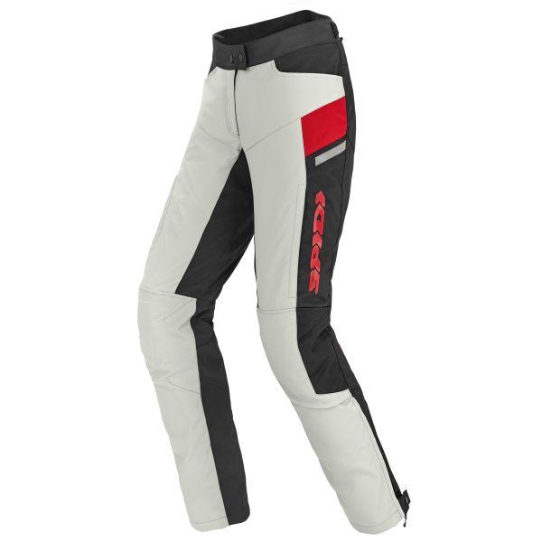 Pantaloni Textil - Dama Spidi Pantaloni Textili Dama H2Out Voyager Ice/Red 2020
