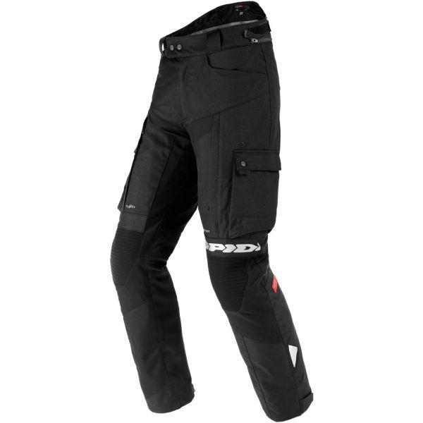 Pantaloni Moto Textil Spidi Pantaloni Moto Textili All Road H2OUT Black 2021