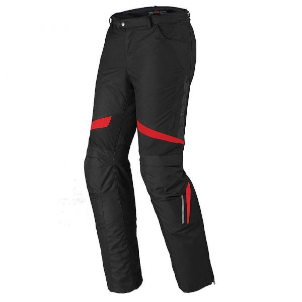 Pantaloni Textil Spidi Pantaloni Textili H2Out X-Tour Red/Black 2020