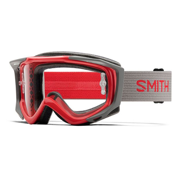 Ochelari MX-Enduro Smith Ochelari Fuel V.2 Rise Split Clear Anti Fog Lens