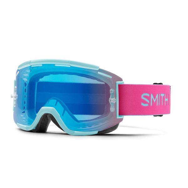 Ochelari MX-Enduro Smith Ochelari Squad MTB Iceberg Peony Chromal Pop Contrast Rose