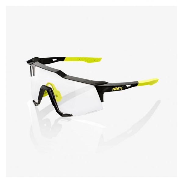 Ochelari de Soare 100 la suta Ochelari Soare Speedcraft Gloss Black Photochromic Lens 2021