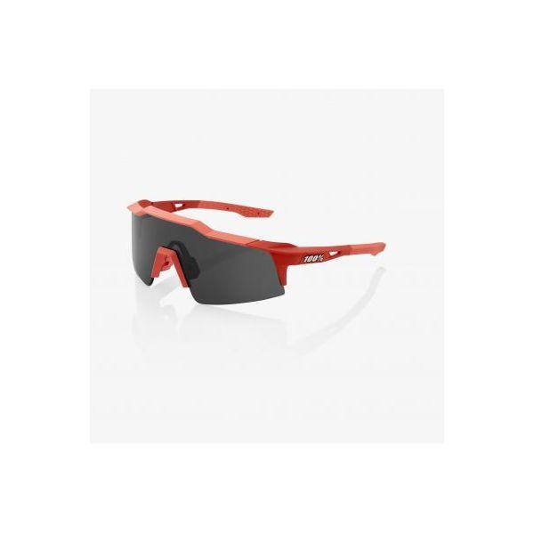 Ochelari de Soare 100 la suta Ochelari Soare Speedcraft SL Soft Tact Coral Smoke Lens 2021