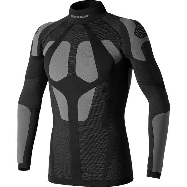 Imbracaminte Moto Function Spidi Bluza Termica Black