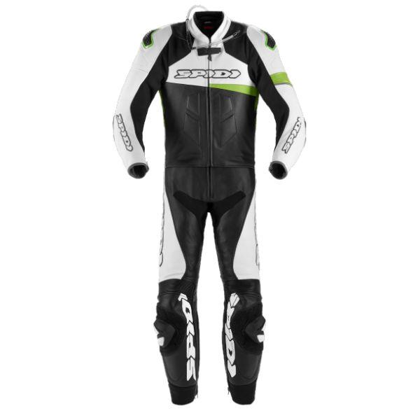 Combinezoane Moto Piele Spidi Combinezon Piele Race Warrior Touring 2PC 2019