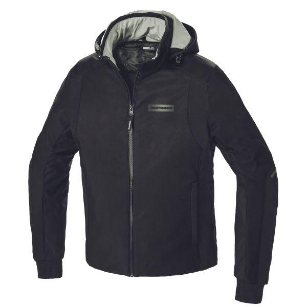 Geci Moto Textil Spidi Geaca Moto Textila Armor H2OUT Black 2021