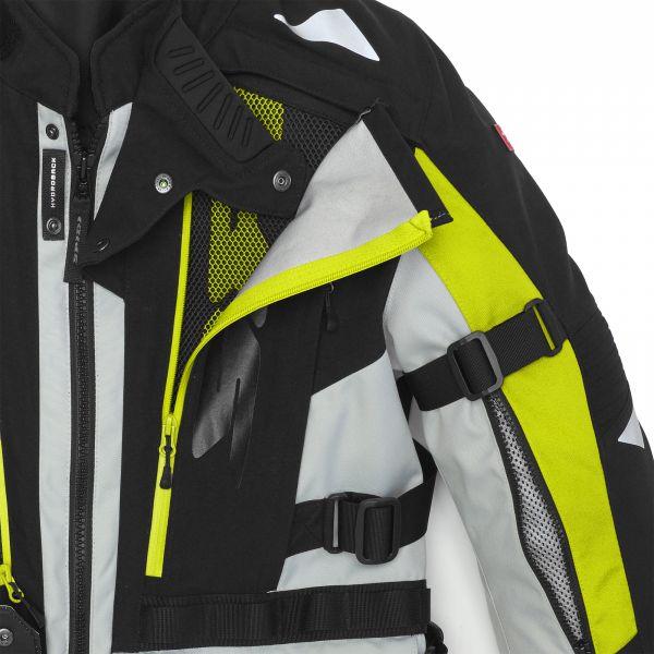 Geci Moto Textil Spidi Geaca Moto Textila Touring All Road H2OUT Black/Red 2021