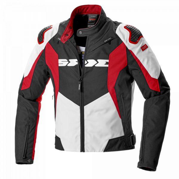 Spidi Geaca Textila Sport Warrior Tex Red 2020