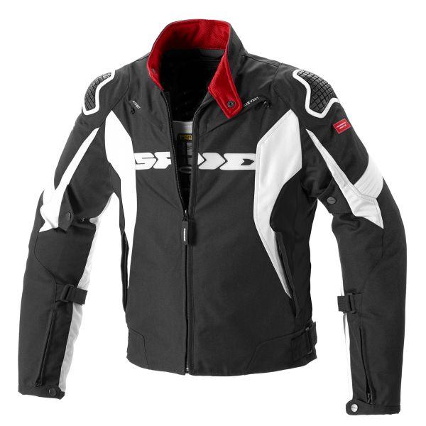 Geci Textil Spidi LICHIDARE STOC Geaca Textila Sport Warrior WP Black/White