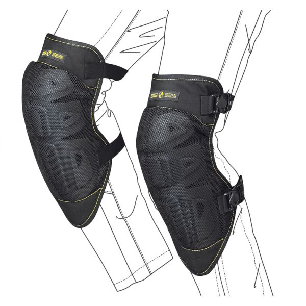 Genunchiere Moto Strada Spidi Genunchiere Moto K-Net Black 2021