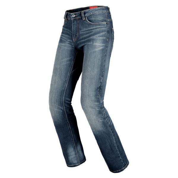 Jeans Moto Spidi Jeans J-Tracker S19 Blue Dark Used 2019