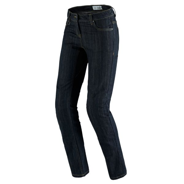 Jeans Moto - Dama Spidi Jeans JFlex Dama Blue Navy