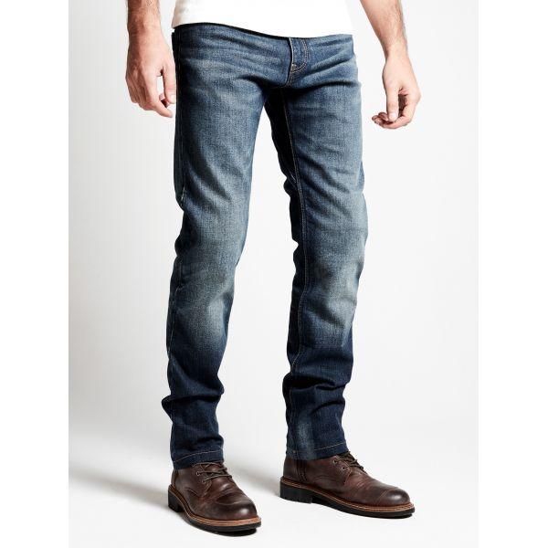 Jeans Moto Spidi Jeans Moto J-Tracker Short S19 Blue Dark