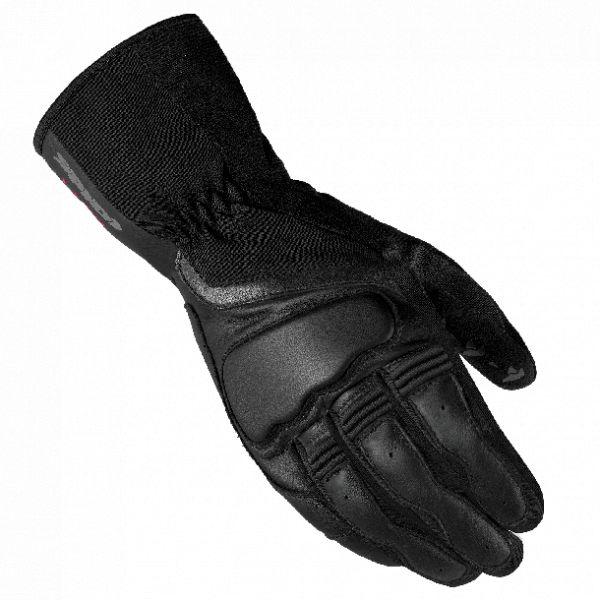 Manusi Dama Spidi Manusi Piele/Textile Dama Grip 2 Leather Black