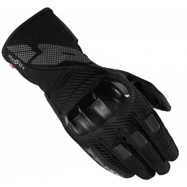 Manusi Moto Touring Spidi Manusi Textile Rainshield Black