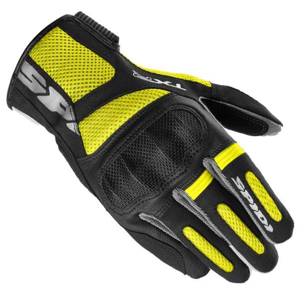Manusi Sport si Piele Spidi Manusi Textile TXR Black/Yellow