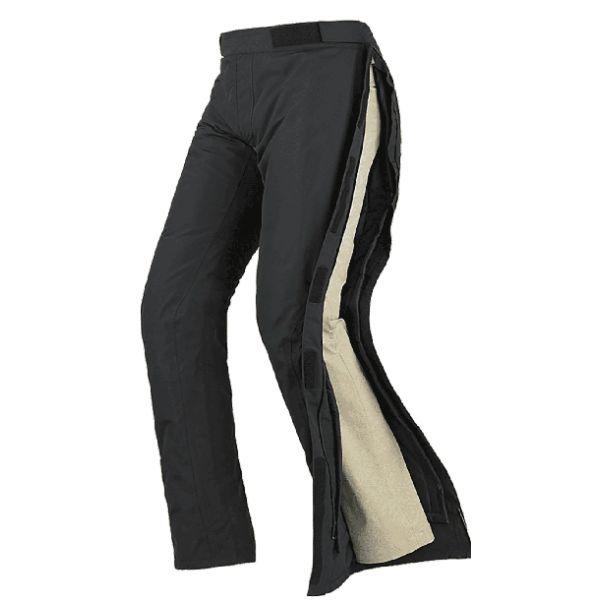 Combinezoane Ploaie Sidi Pantaloni Textili H2Out Megarain Black 2020