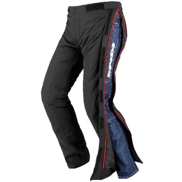 Combinezoane Ploaie Sidi Pantaloni Textili H2Out Superstorm Black 2020