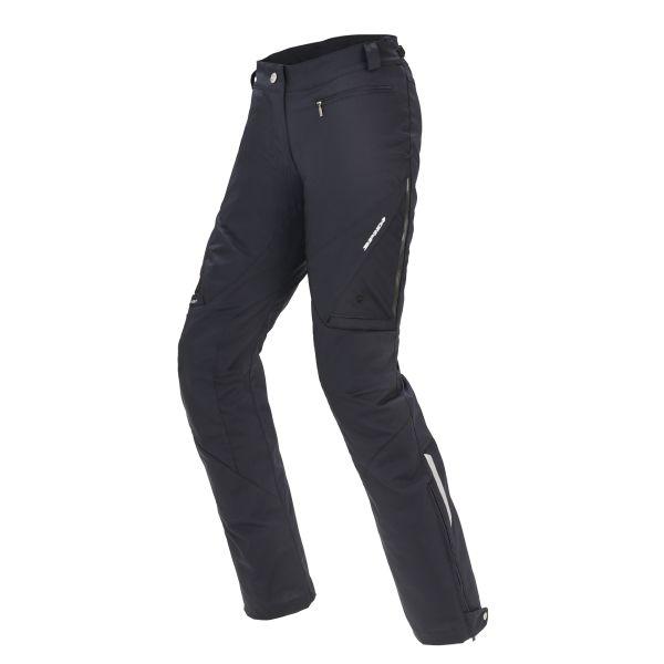 Pantaloni Moto Textil - Dama Spidi Pantaloni Moto Dama Textili Stretch Tex Black