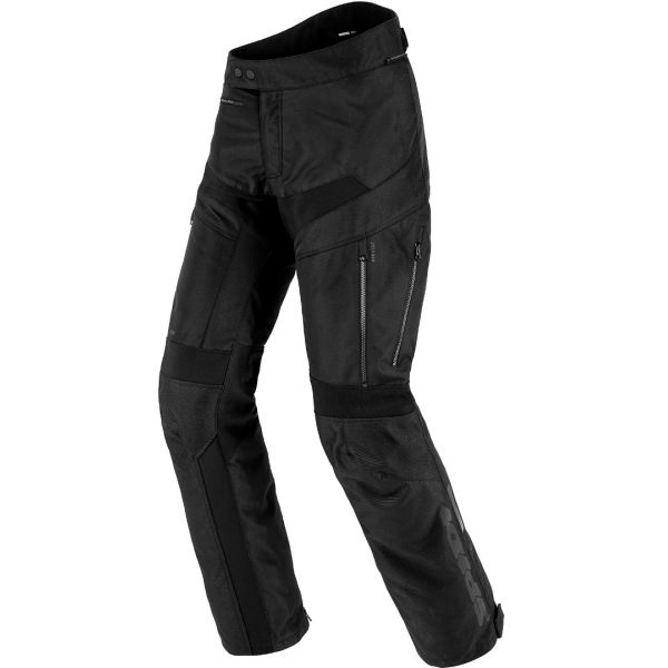 Pantaloni Moto Textil Spidi Pantaloni Moto Textil H2Out Traveler 3 Black