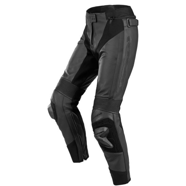 Pantaloni Moto Piele - Dama Spidi Pantaloni Piele Dama Rr Pro 2 Lady Black 2020