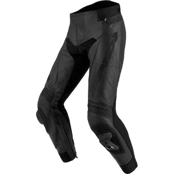 Pantaloni Moto Piele Spidi Pantaloni Piele Rr Pro 2 Black 2020