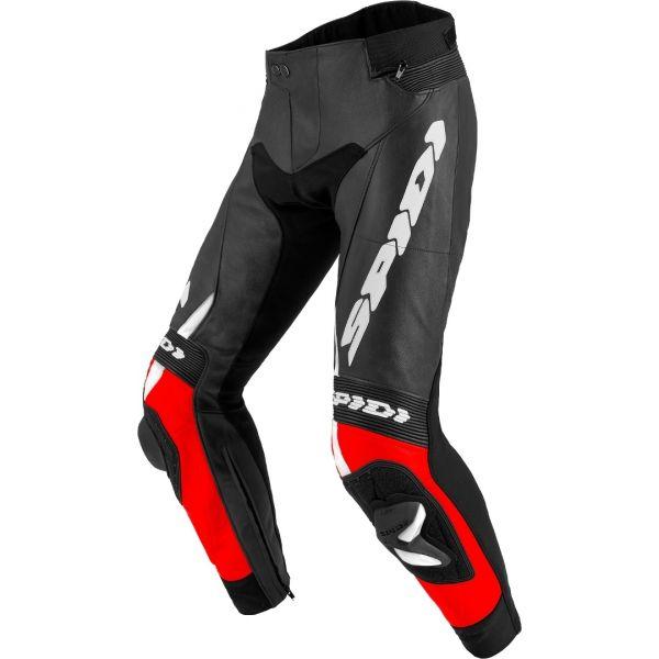Pantaloni Moto Piele Spidi Pantaloni Piele Rr Pro 2 Red 2020