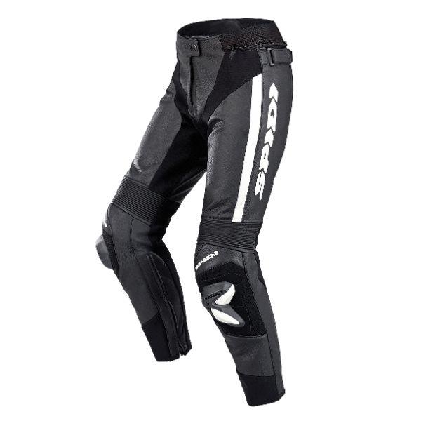 Pantaloni Moto Piele - Dama Spidi LICHIDARE STOC Pantaloni Piele RR Pro 2019 Dama
