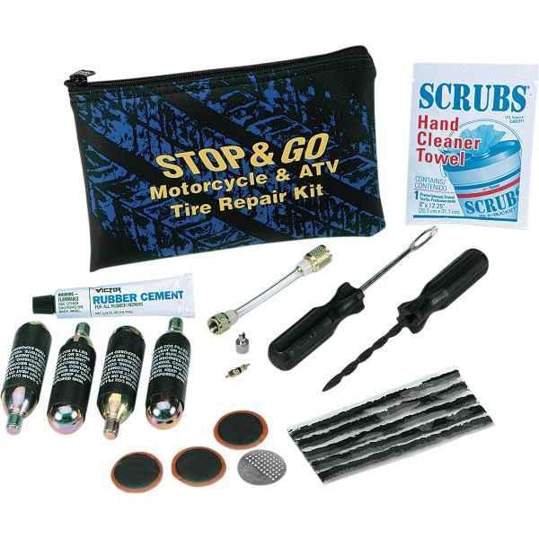 Stop&Go Kit Pana Tubeless Sau camera