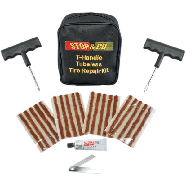 Stop&Go Kit Vulcanizare Anvelopa T Handle