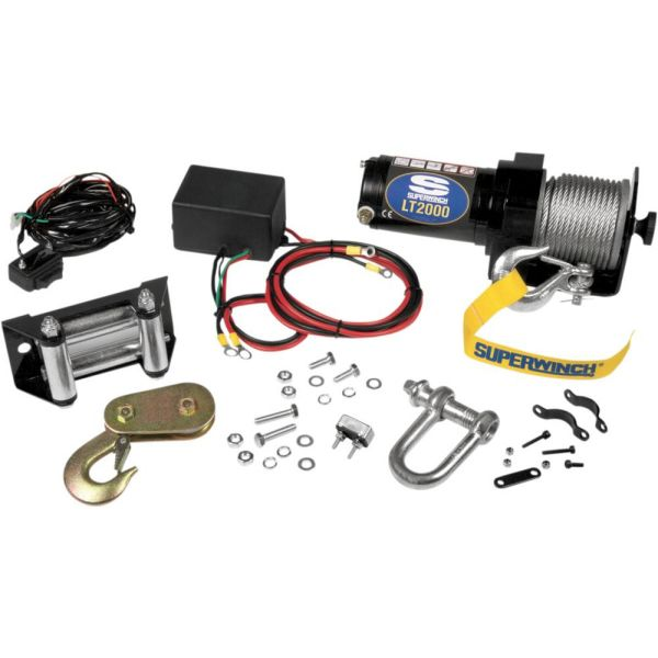 Trolii ATV/UTV Superwinch Troliu LT2000 ATV 12V
