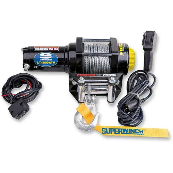 Trolii ATV/UTV Superwinch Troliu LT4000 ATV 12V