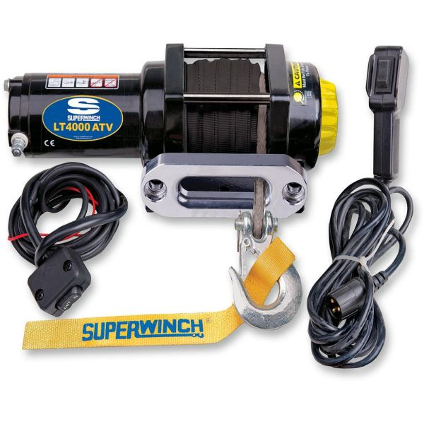 Trolii ATV/UTV Superwinch Troliu LT4000 ATV SR 12V