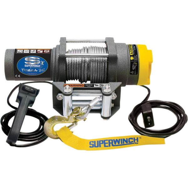 Trolii ATV/UTV Superwinch Troliu TERRA25 12V