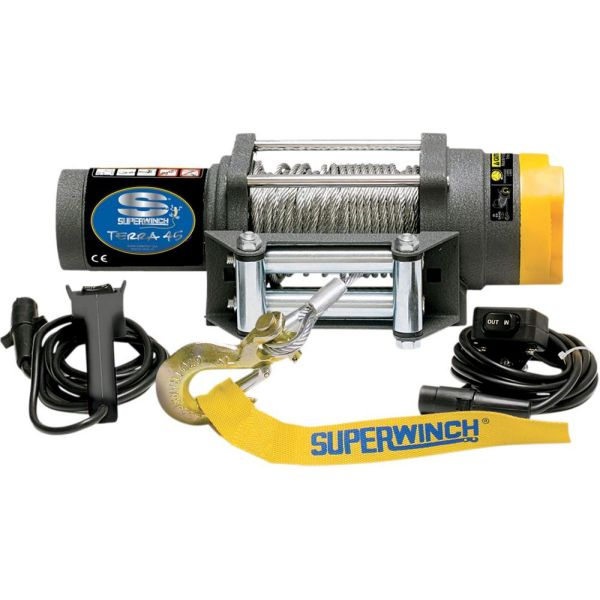 Trolii ATV/UTV Superwinch Troliu TERRA45 SXS 12V