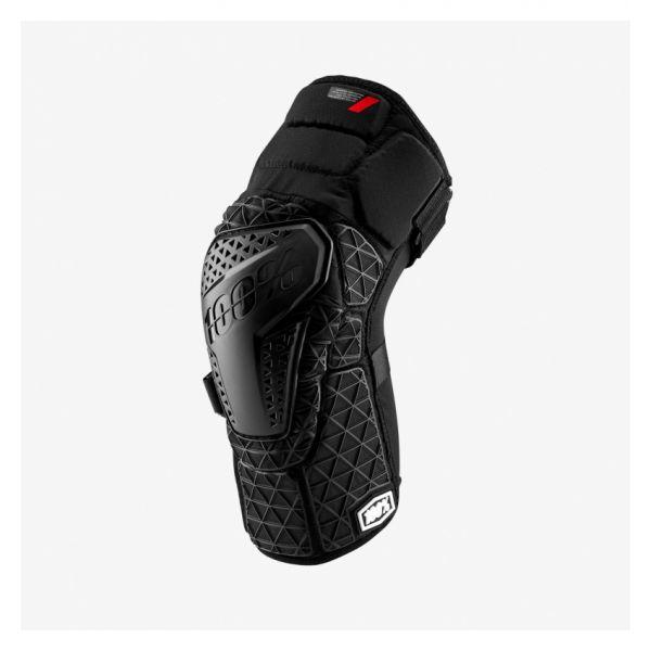 Genunchiere si Orteze 100 la suta Genunchiere Moto MX Surpass Black