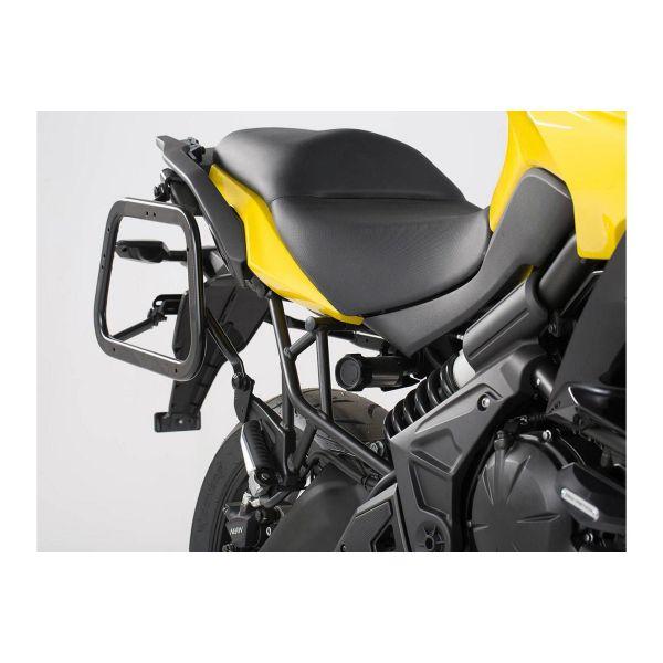 Genti Moto Strada SW-Motech Cadru Lateral Evo Black. Kawasaki Versys 650 15- Kft0851820000B