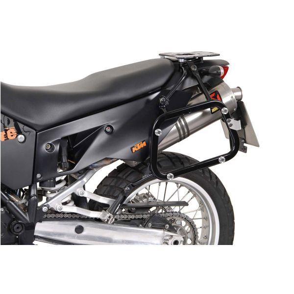Genti Moto Strada SW-Motech Cadru Lateral Evo Black. Ktm Lc8 950 / 990 Adventure Kft0426220002B