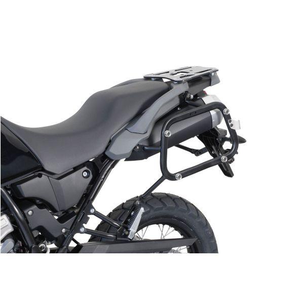 Genti Moto Strada SW-Motech Cadru Lateral Evo Black. Yamaha Xt 660 Z T?n?r? 07-16 Kft06570200