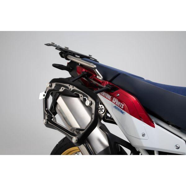 Genti Moto Strada SW-Motech Cadru Lateral Pro Black. Honda Crf1000L / Adventure Sports 18- Kft0189030001B