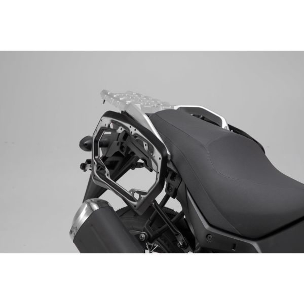 Genti Moto Strada SW-Motech Cadru Lateral Pro Black. Suzuki Dl 650 17- Kft0587630000B