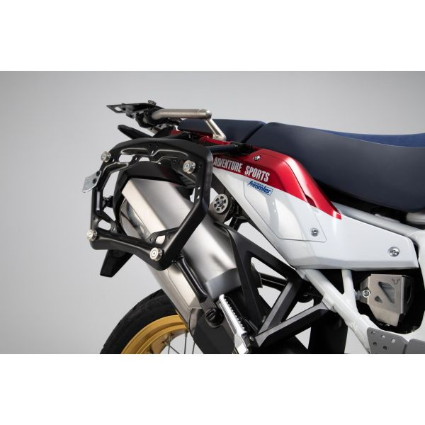 Genti Moto Strada SW-Motech Cadru Lateral Pro Off-Road Edt. Black. Honda Africa Twin / Adv Sports 18- Kft0189030100B